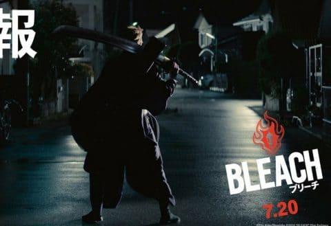 Film live-action Bleach rilis video trailer baru dan ungkap tanggal penayangan perdana